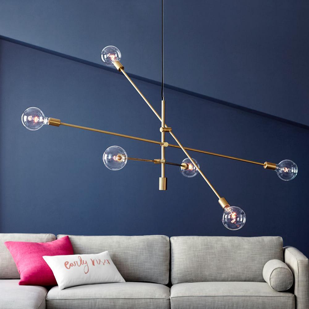 Mobile chandelier grand west elm australia mobile chandelier grand mobile chandelier grand aloadofball Image collections