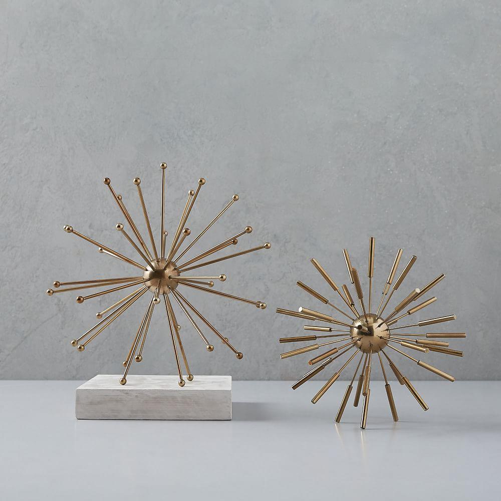 Metal Sputnik Objects West Elm Australia