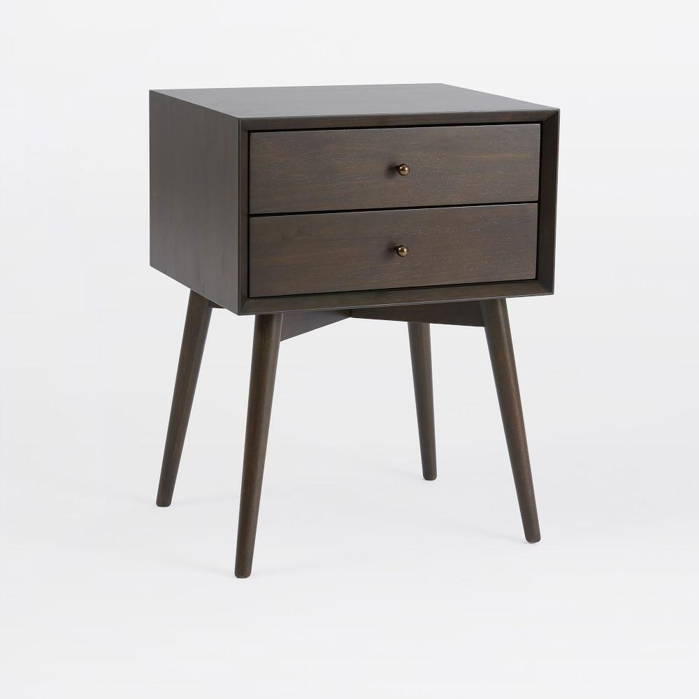 Mid century bedside table dark mineral west elm australia mid century bedside table dark mineral watchthetrailerfo