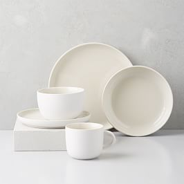 Kaloh Dinnerware - White