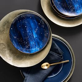 Constellation Salad Plate