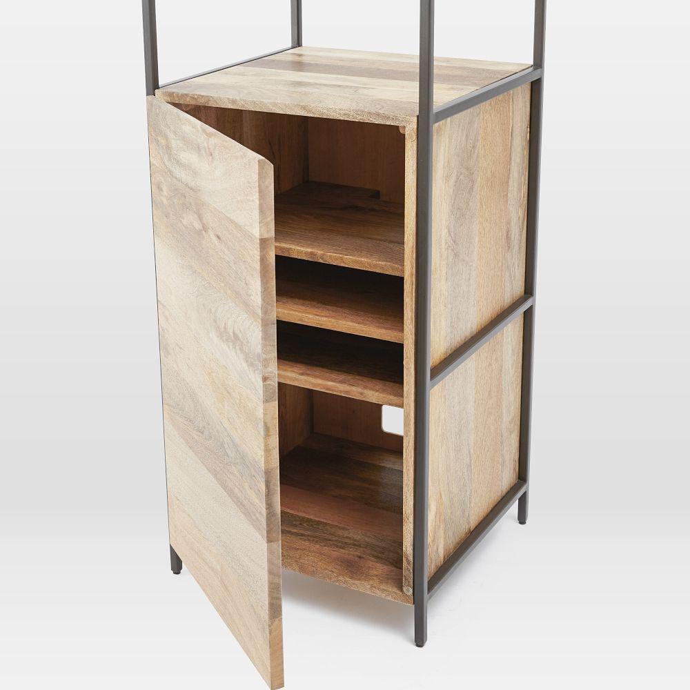 Industrial Modular 43cm Open + Closed Storage