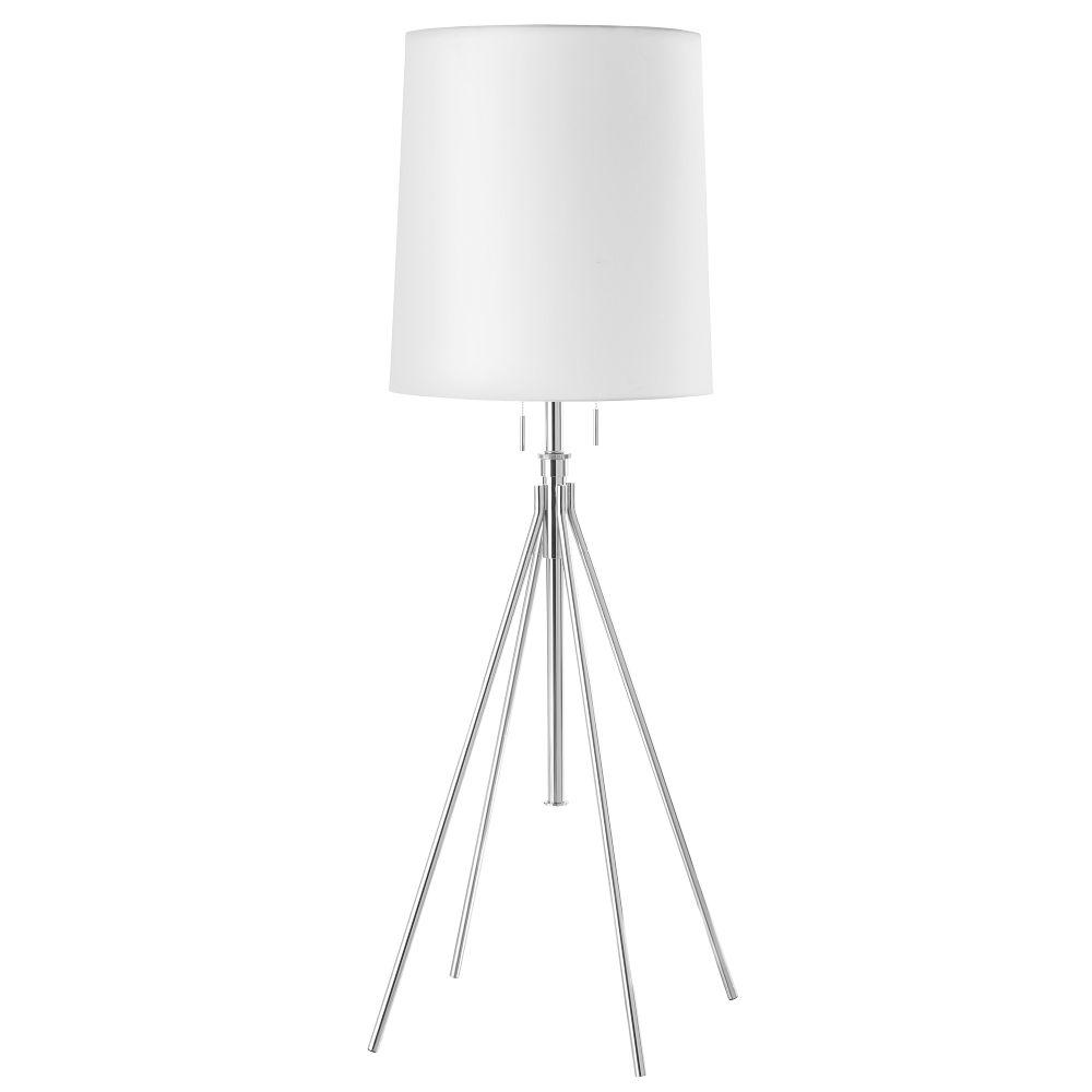 adjustable metal floor lamp west elm australia. Black Bedroom Furniture Sets. Home Design Ideas