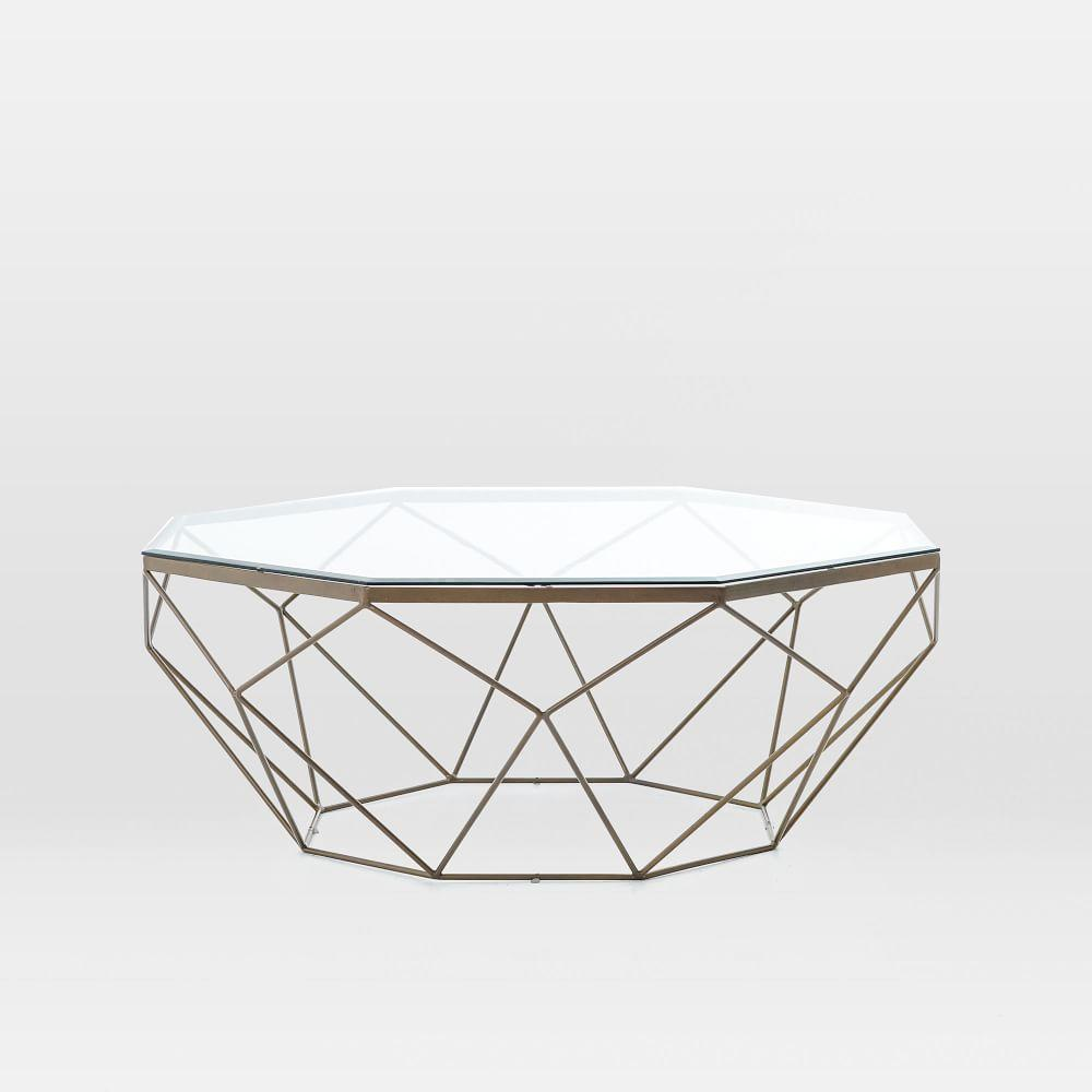 Geometric Coffee Table West Elm Australia - West elm geometric coffee table