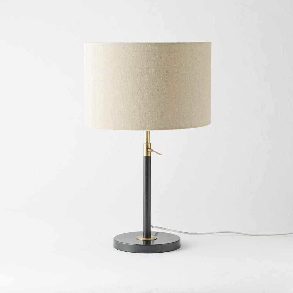 bold design telescoping table. Telescoping Table Lamp  west elm Australia