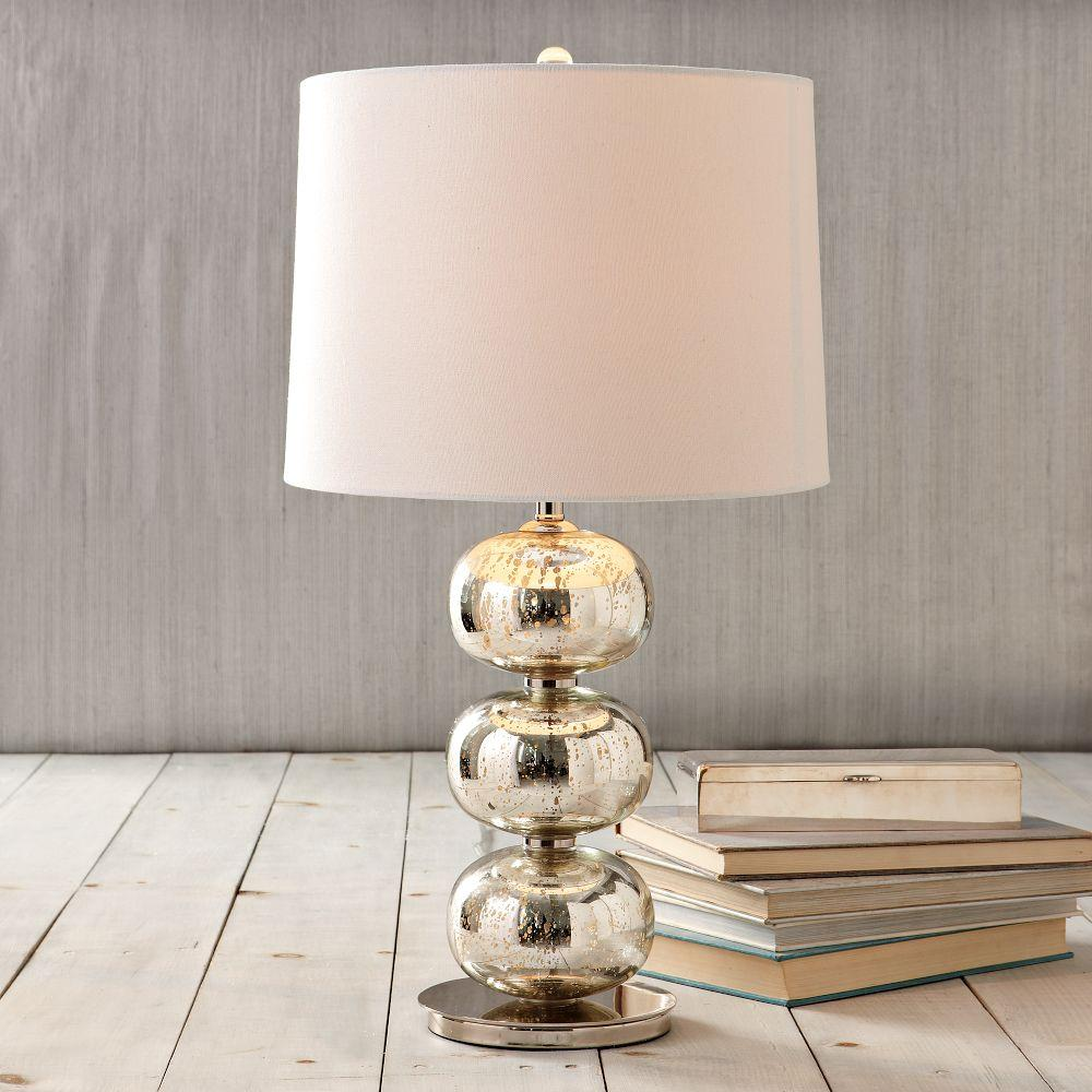 Abacus Table Lamp Mercury West Elm Australia