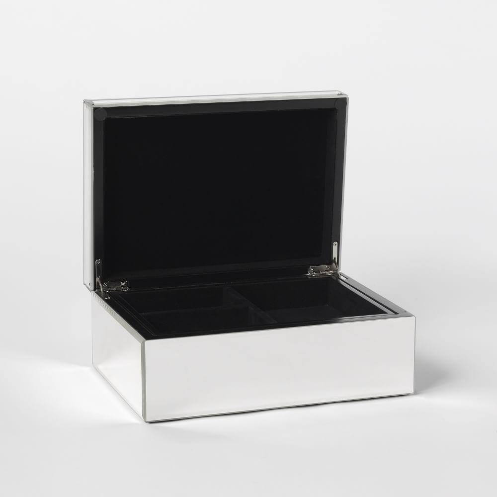 Mirrored Jewellery Box West Elm AU