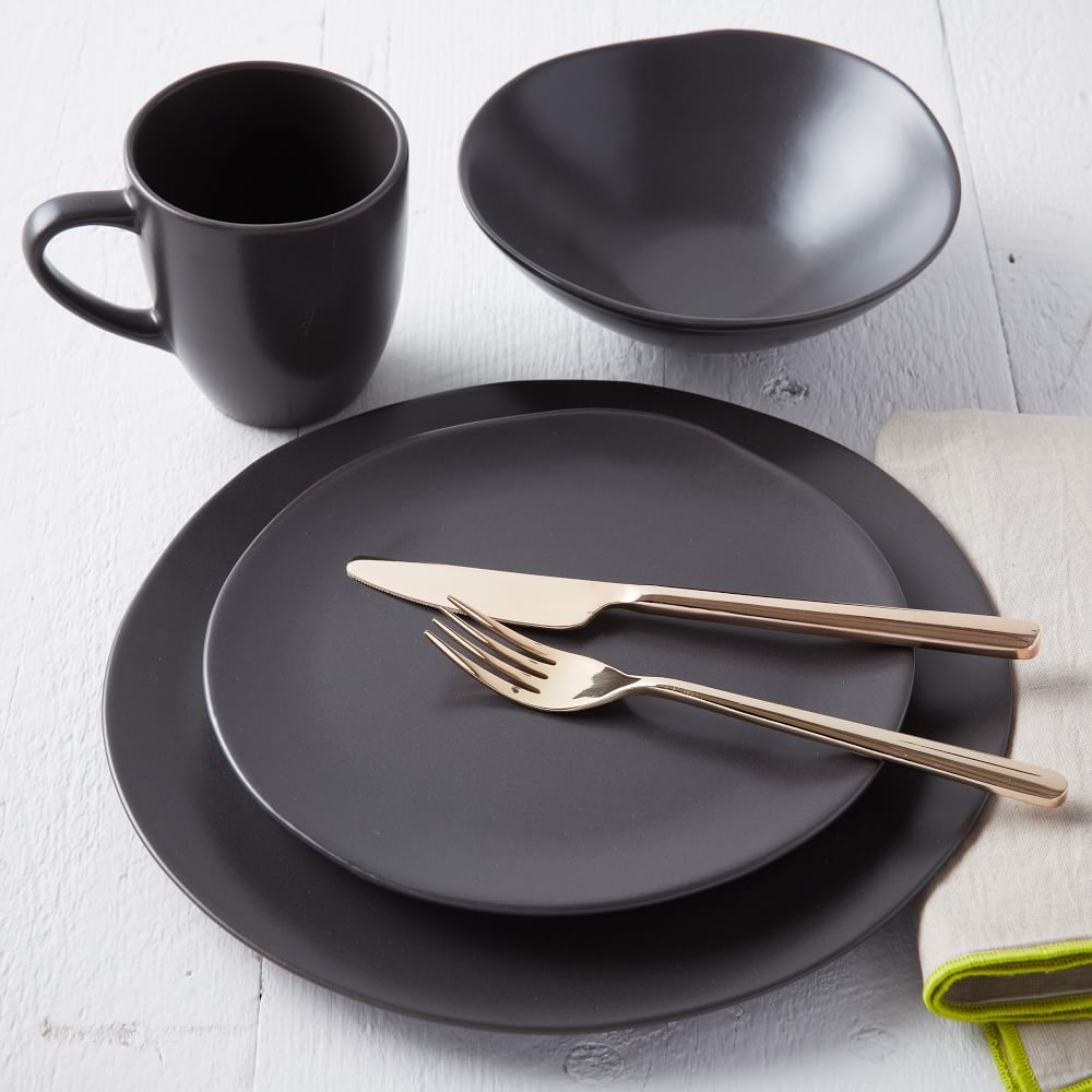 Scape Dinnerware Cocoa West Elm Au