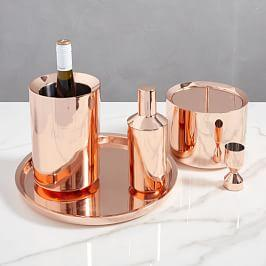 Chelsea Barware - Copper