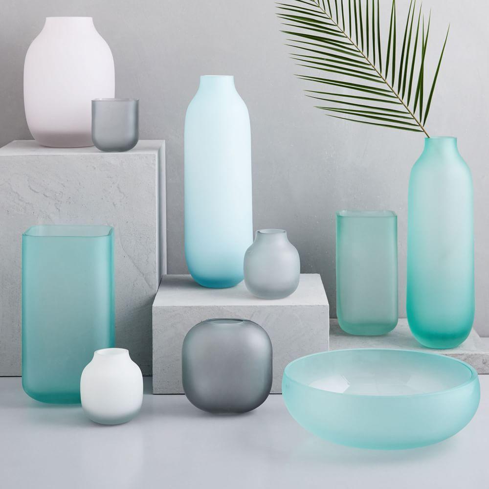 Sea Glass Candleholders