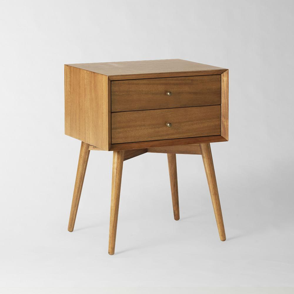 Mid Century Modern Bedside Table