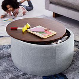 Playroom + Storage Furniture