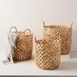 Baskets Bins West Elm Australia