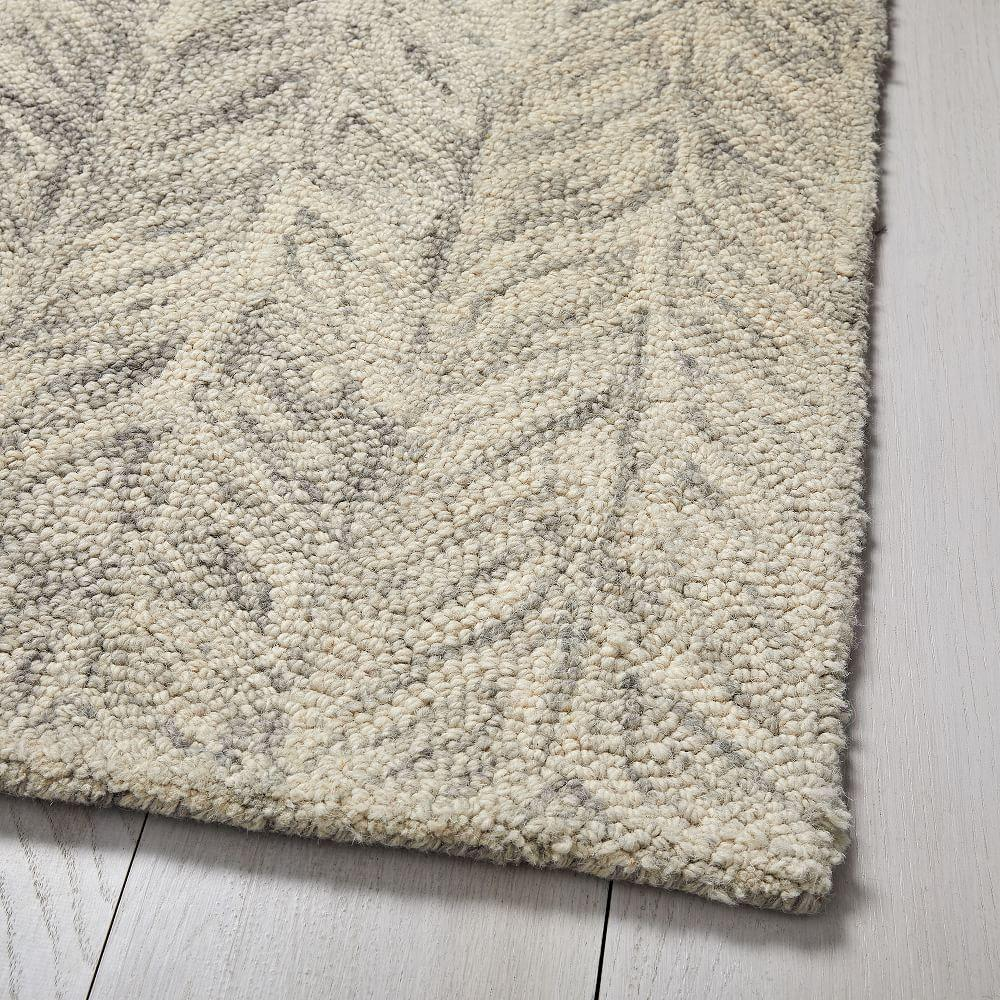Vines Wool Rug West Elm Australia