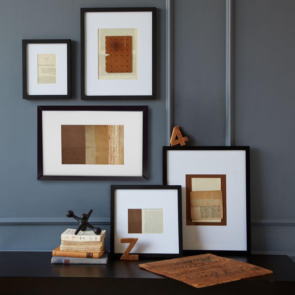 Gallery Frames - Black