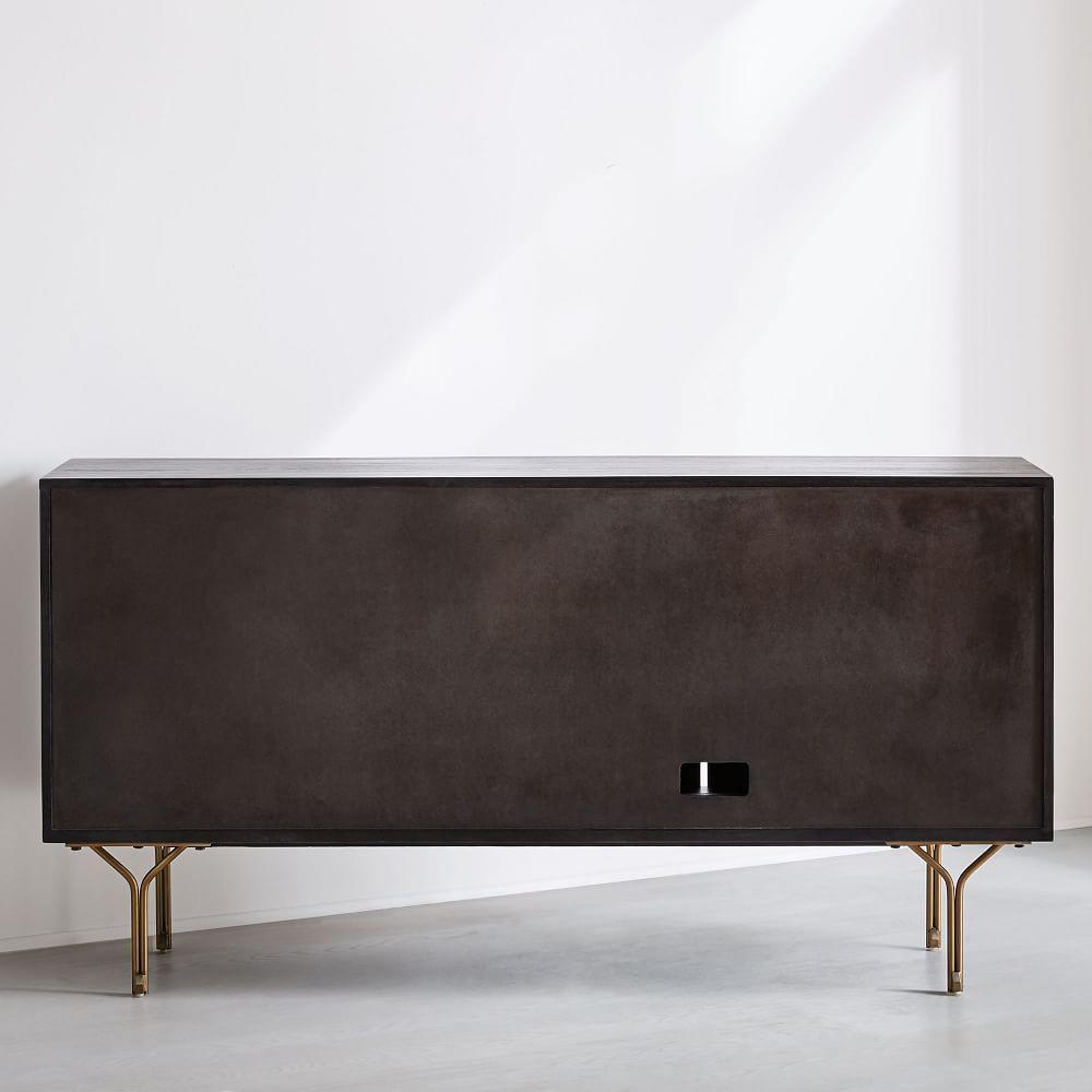 Pictograph Buffet (147 cm) - Carbon