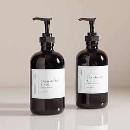 Lightwell x water street Hand Soap + Lotion - Cashmere + Fig