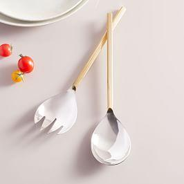 Art Ridge Salad Servers
