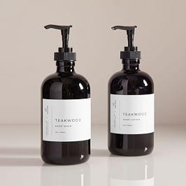 Lightwell x water street Hand Soap + Lotion - Teak