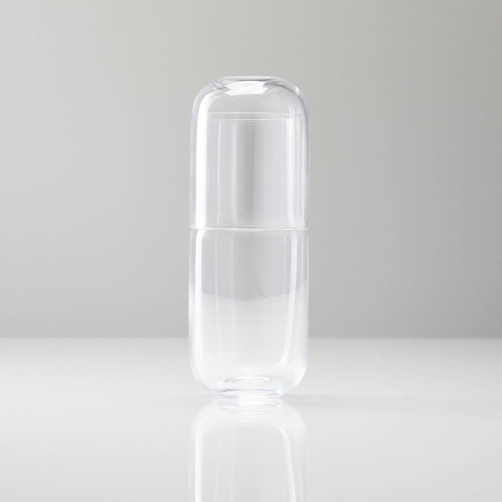 Bedside Carafe + Glass Set