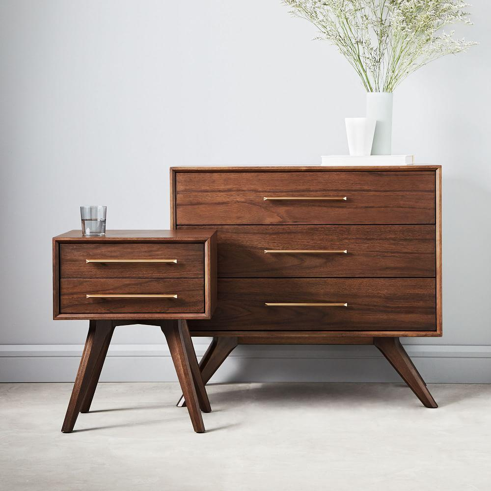 Wright 3-Drawer Dresser