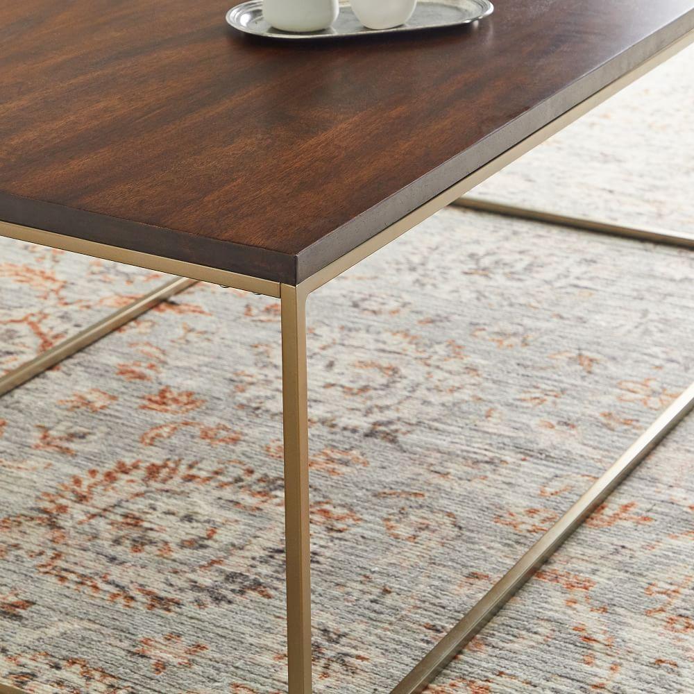 Streamline Coffee Table - Dark Walnut