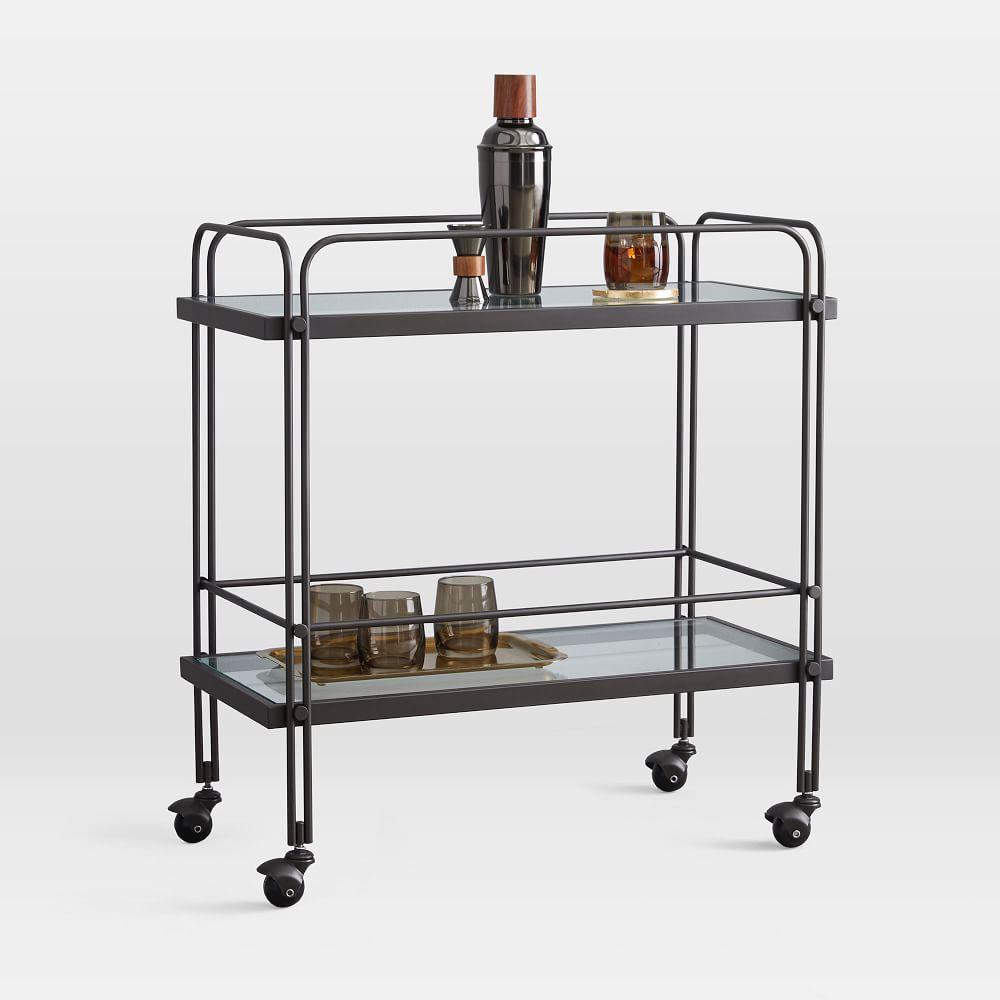 Fulton Bar Cart