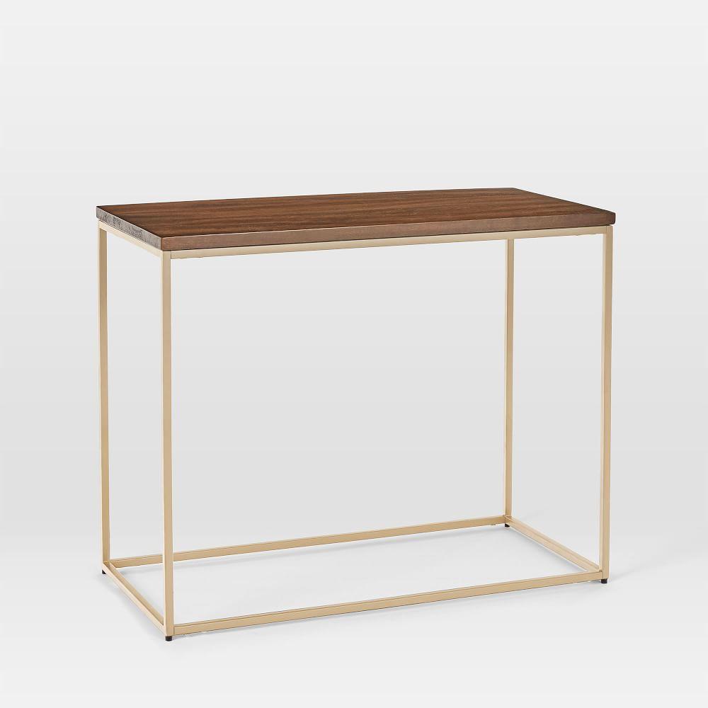 Streamline Side Table - Dark Walnut
