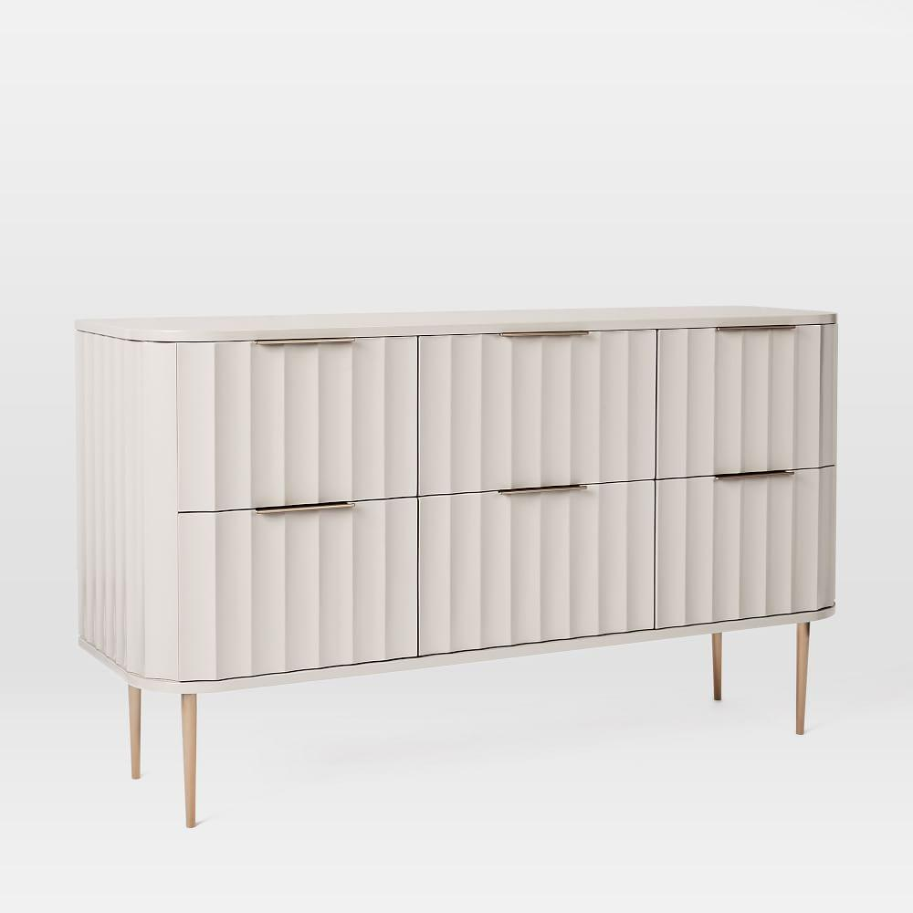 Vivien 6-Drawer Dresser