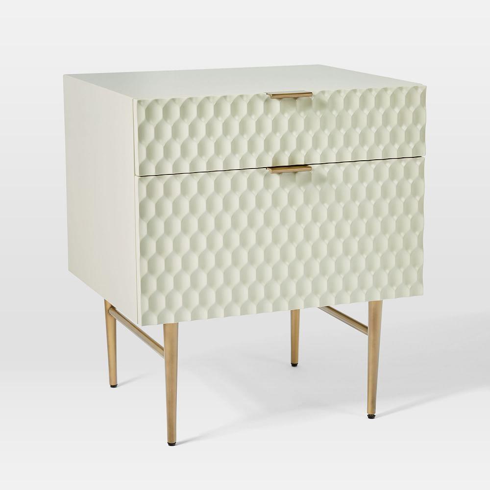 Audrey 2-Drawer Storage