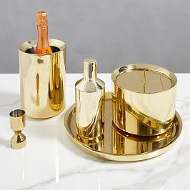 Chelsea Barware - Brass
