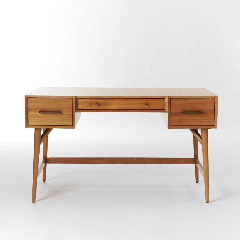 Mid-Century Desk - Acorn