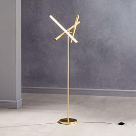 Light Rods LED Floor Lamp