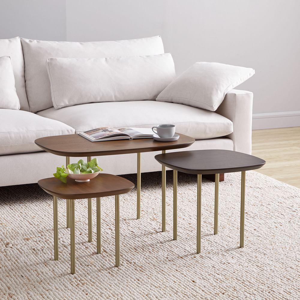 Trio Nesting Tables (Set of 3)