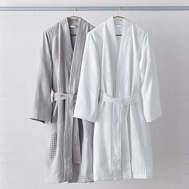 Robes + Slippers