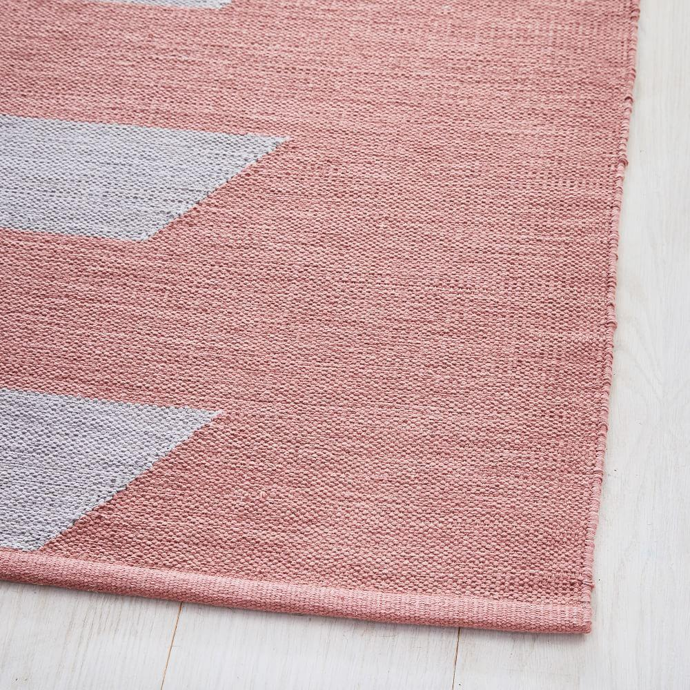 Spliced Stripe Rug