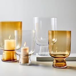 Lanterns + Candleholders