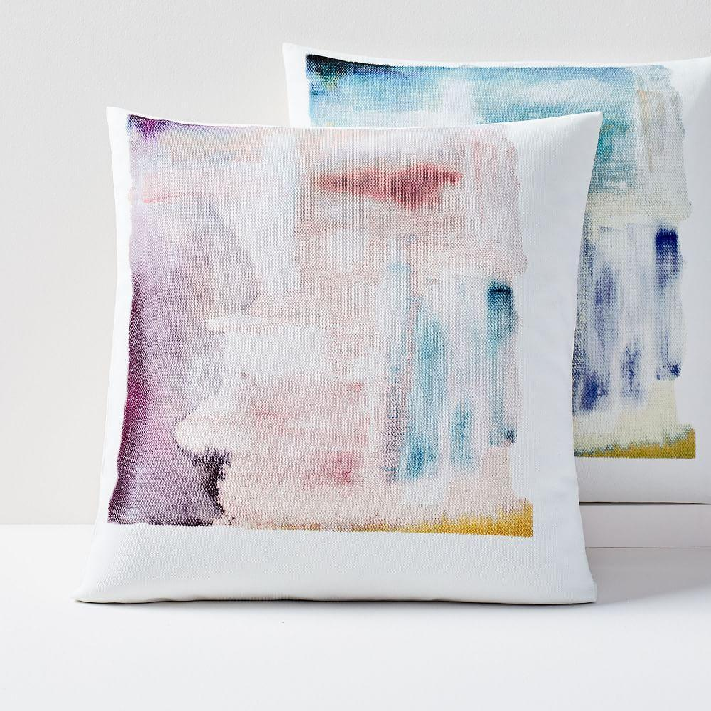 Off Centre Abstract Cushion Covers