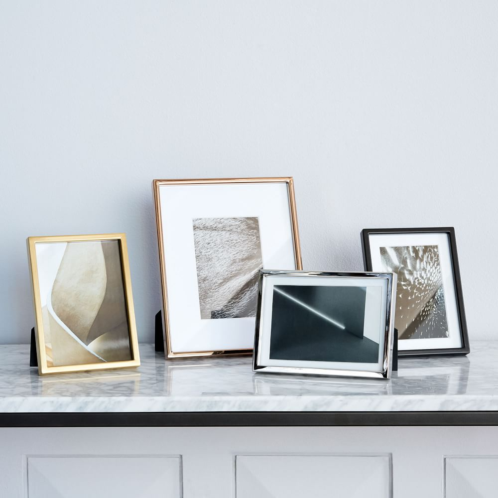 Gallery Frames - Polished Rose Gold