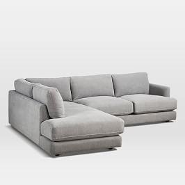 Haven 4 Seater Chaise Modular Sofa (274cm)