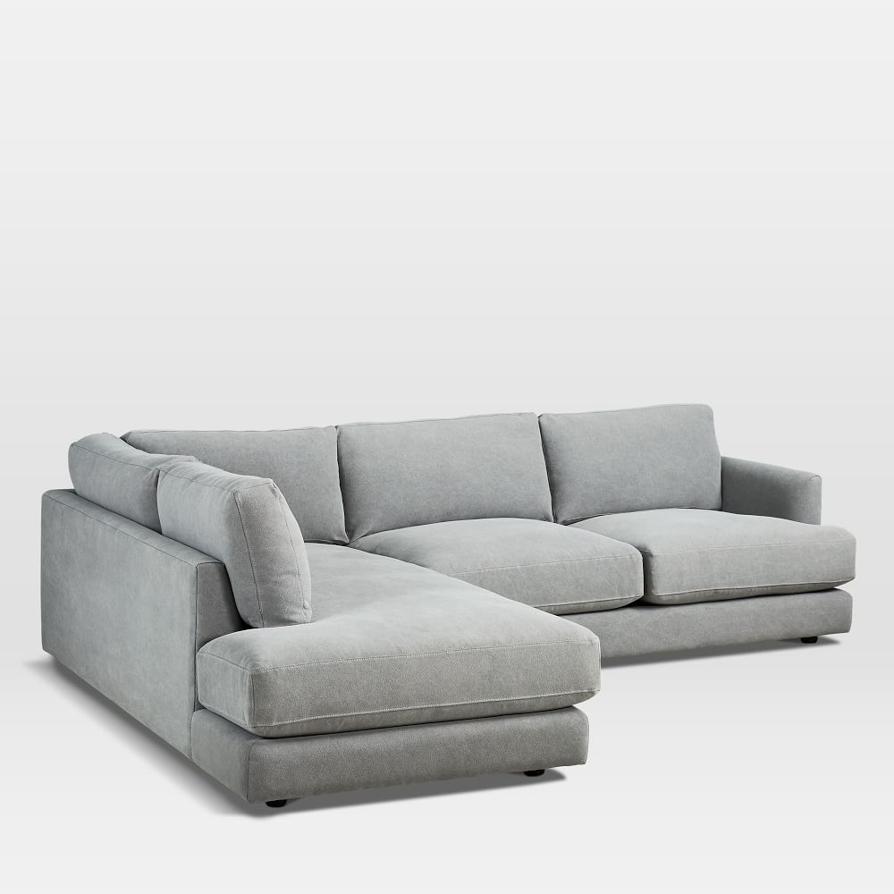 Stupendous Haven 4 Seater Chaise Modular Sofa 274Cm West Elm Australia Bralicious Painted Fabric Chair Ideas Braliciousco