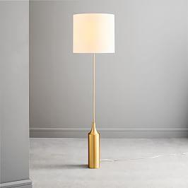 Hudson Floor Lamp - Large (Metal)