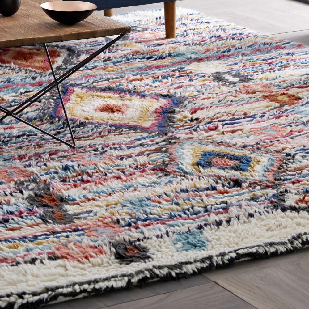Charm Wool Rug West Elm Australia