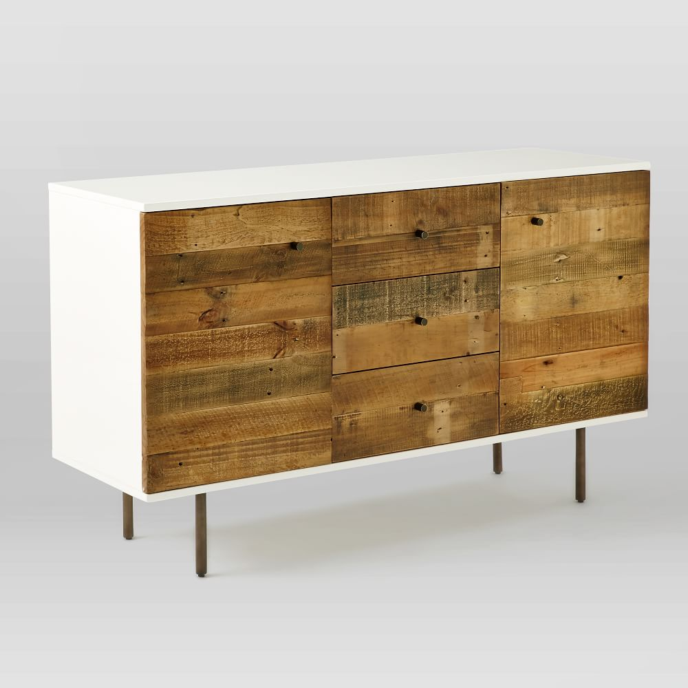 Marvelous photograph of Furniture / Buffets   Storage / Reclaimed Wood   Lacquer Buffet with #6D4923 color and 1200x1200 pixels