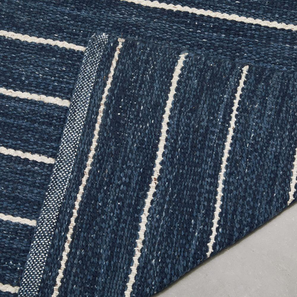 West Elm Outdoor Rug: Cord Stripe Indoor/Outdoor Rugs