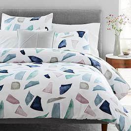 TENCEL™ Terrazzo Quilt Cover + Pillowcases