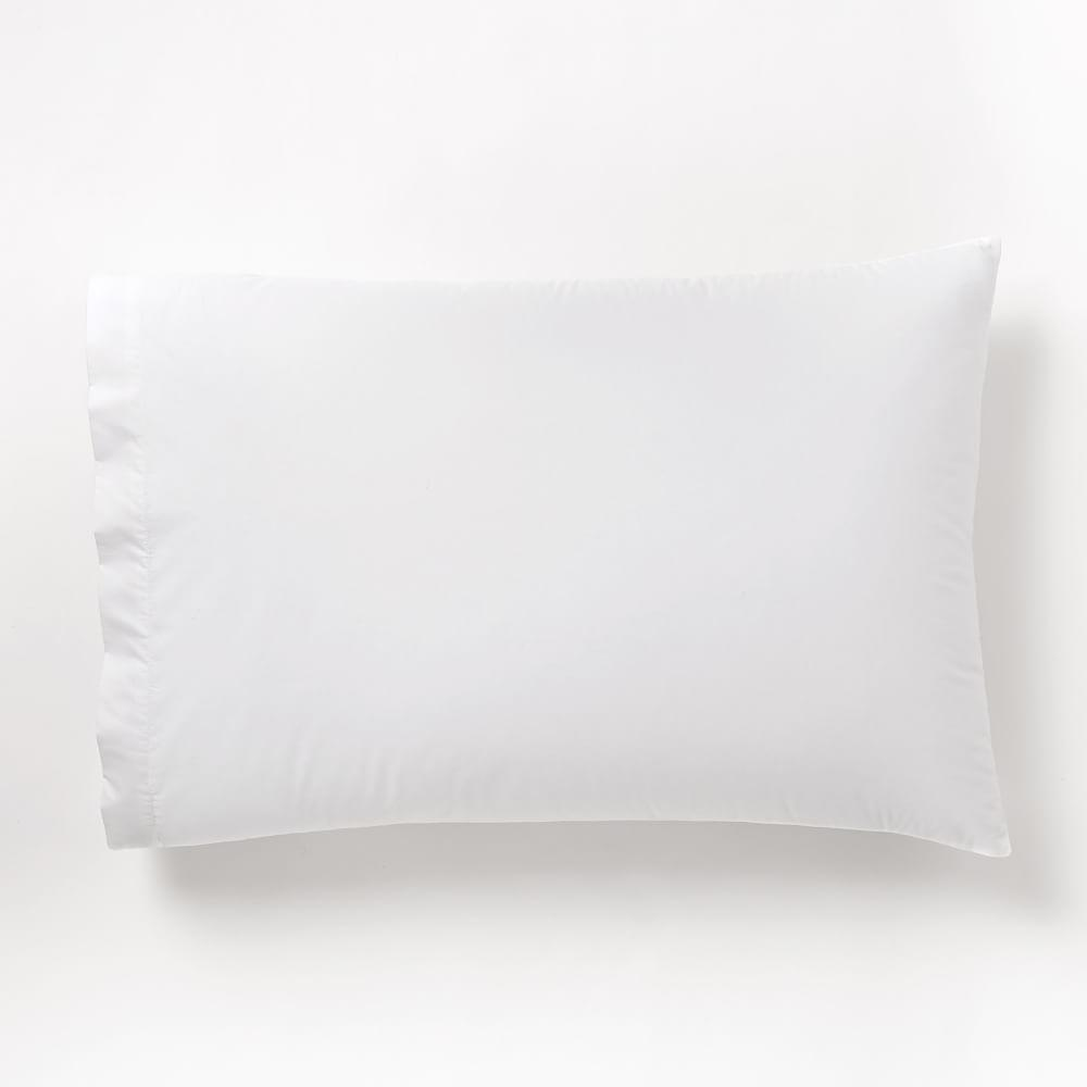 400-Thread-Count Organic Cotton Percale Sheet Set
