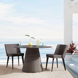 Marina Outdoor Dining Table - Round