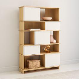 Bookcases + Shelving