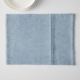 Cotton Canvas Placemats (Set of 2)